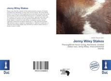 Обложка Jenny Wiley Stakes