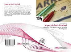 Capa do livro de Imperial Bank Limited