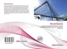 Capa do livro de David Suarez