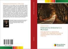 Portada del libro de Federalismo Ambiental e o Município
