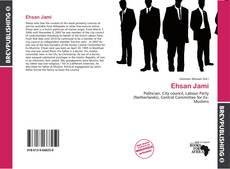 Buchcover von Ehsan Jami