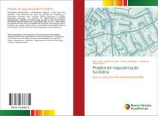 Capa do livro de Projeto de regularização fundiária