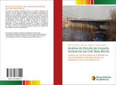 Couverture de Análise do Estudo de Impacto Ambiental da UHE Belo Monte