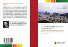 Capa do livro de O Conflito Intergeracional do Credito Público