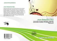Bookcover of Jean-Sebastien Bax
