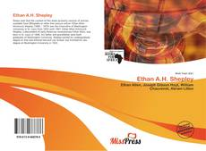 Bookcover of Ethan A.H. Shepley
