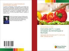 Portada del libro de Conceitos de P + L para Unidades de Alimentação e Nutrição