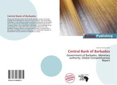 Bookcover of Central Bank of Barbados