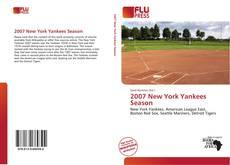 2007 New York Yankees Season kitap kapağı