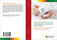 Capa do livro de Guia Prático de Prescrição de Medicamentos para a Prática Odontológica