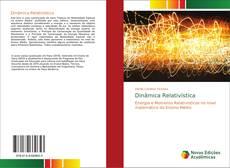 Portada del libro de Dinâmica Relativística