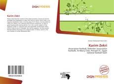 Bookcover of Karim Zekri