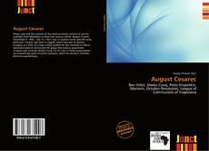 Bookcover of August Cesarec