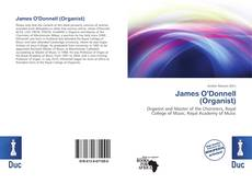 Обложка James O'Donnell (Organist)