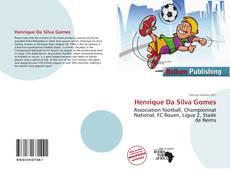 Henrique Da Silva Gomes kitap kapağı