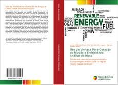 Обложка Uso da Vinhaça Para Geração de Biogás e Eletricidade: Análise de Risco
