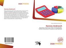 Buchcover von Hannes Androsch