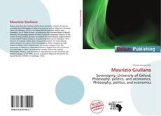 Couverture de Maurizio Giuliano