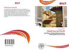 Bookcover of Saint-Leu-la-Forêt