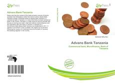 Capa do livro de Advans Bank Tanzania