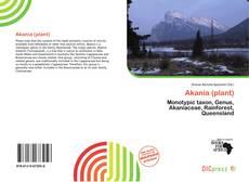 Bookcover of Akania (plant)
