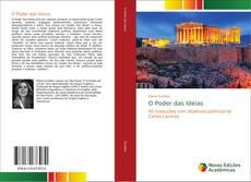 Buchcover von O Poder das Ideias