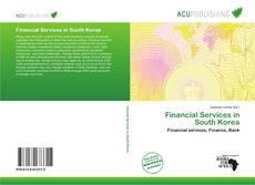 Buchcover von Financial Services in South Korea