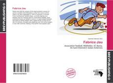 Обложка Fabrice Jau