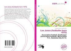 Обложка Lee Jones (footballer born 1970)