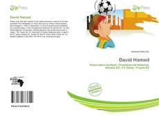 David Hamed kitap kapağı