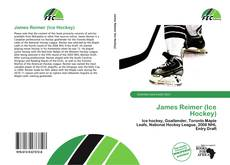 Buchcover von James Reimer (Ice Hockey)