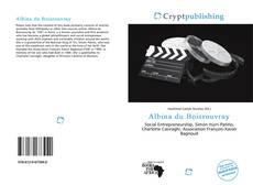 Buchcover von Albina du Boisrouvray