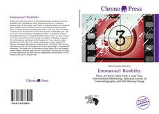 Bookcover of Emmanuel Benbihy