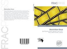 Bookcover of Manmohan Desai