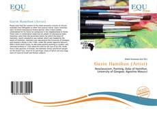 Capa do livro de Gavin Hamilton (Artist)