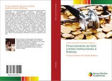 Bookcover of Financiamento do SUS- Limites Institucionais e Práticos