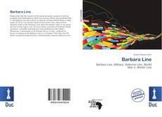 Capa do livro de Barbara Line