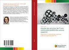 Copertina di Gestão de serviços de TI em instituição pública de ensino superior
