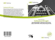 Bookcover of Cathedral Of Light