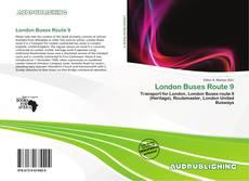 Portada del libro de London Buses Route 9