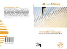 Bookcover of Financial Services in Japan