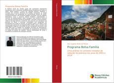 Обложка Programa Bolsa Família