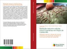 Capa do livro de Radiação natural e células tronco mamárias em Poços de Caldas-MG