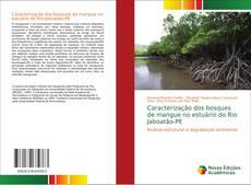 Couverture de Caracterização dos bosques de mangue no estuário do Rio Jaboatão-PE