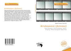 Portada del libro de Krishnaveni (Actress)