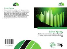 Bookcover of Crown Agency