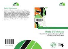 Borítókép a  Battle of Gemmano - hoz