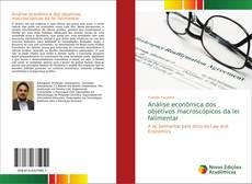 Análise econômica dos objetivos macroscópicos da lei falimentar的封面