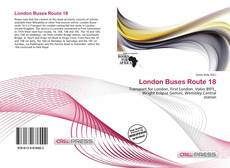 London Buses Route 18的封面