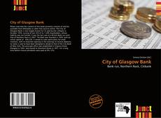 Bookcover of City of Glasgow Bank